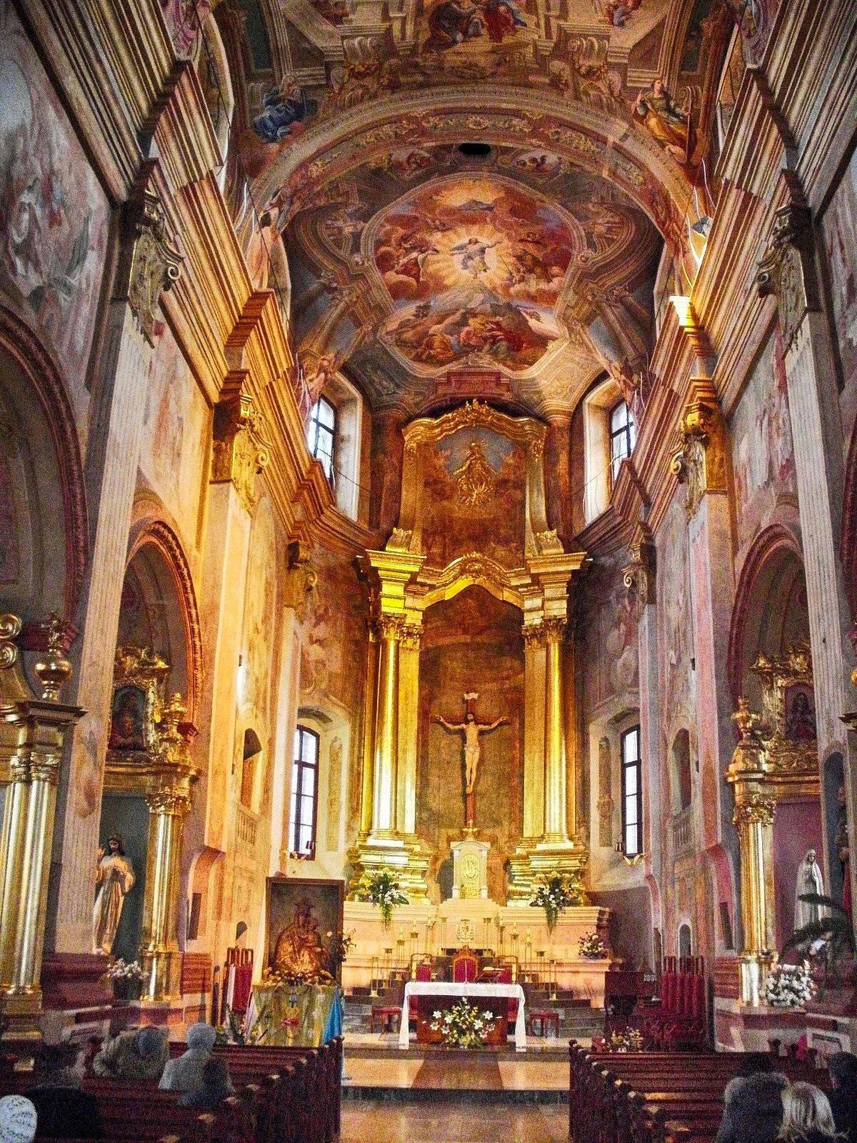 Catholic Church in Belarus - Wikipedia