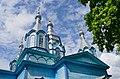 Лукаші. Церква Архістратига Михаїла. 1894-96 роки..jpg