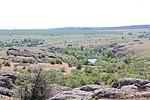 Малий каньйон біля селаТрикрати Вознесенського району.jpg