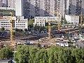 Метро Борисово сентябрь 2010.JPG