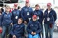 Российская сборная по паралимпийской выездке.JPG