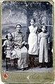 Семейный портрет, фото А. Е. Кириллова - Чистополь, 1910-е.jpg