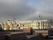Сенат и Синод, Санкт-Петербург