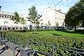 Собор Троицкий (Измайловский). Сад.jpg