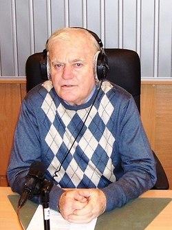 Тончо Русев в БНР, 2011 г.