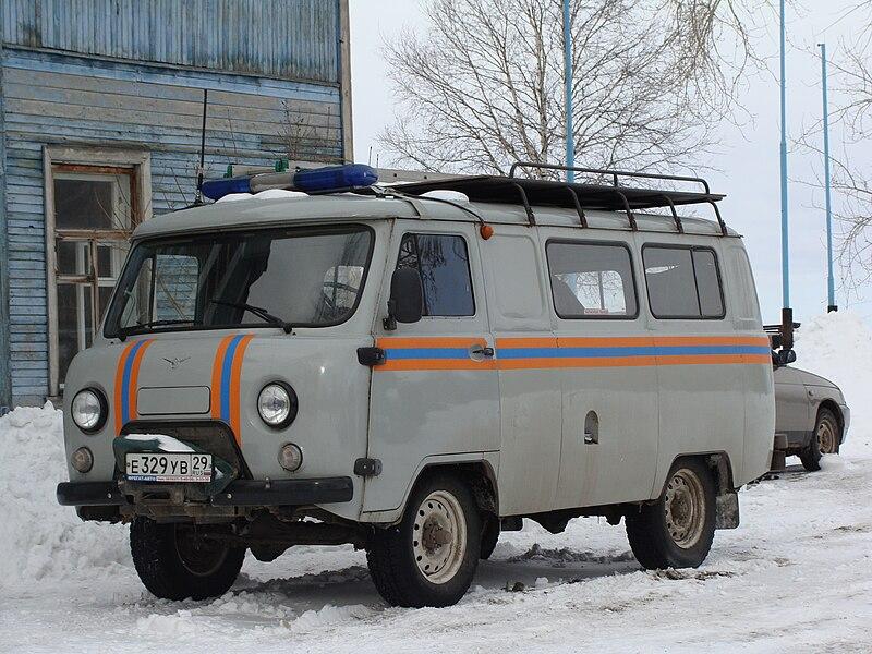 УАЗ 452 санитарный фото