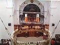 Црква Свете Великомученице Недеље у Београду изградња унутрашњост 2.jpg