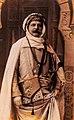 Эдуард фон Хоффмайстер. В бедуинском костюме во время путешествия из Каира в Багдад. 1908 год.jpg