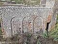 Տապանաքար Մելիքների եկեղեցու գերեզմանում, Գորիս 12.jpg