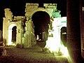 تدمر بالليل Palmyra at night 4 - panoramio.jpg