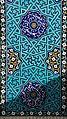 تزئینات کاشی کاری روی ورودی مسجد جامع یزد.jpg