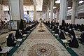 عکس های مراسم ترتیل خوانی یا جزء خوانی یا قرائت قرآن در ایام ماه رمضان در حرم فاطمه معصومه در شهر قم 10.jpg