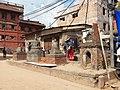भक्तपुरको तचपाल (दत्तात्रय)मा अवस्थीत मन्दिर तथा स्तुपाहरु 02.jpg