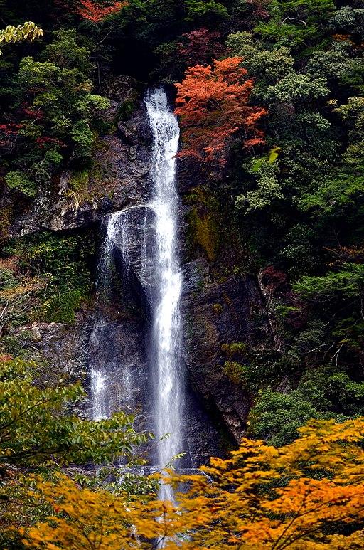 せんだん轟の滝 - panoramio (2)