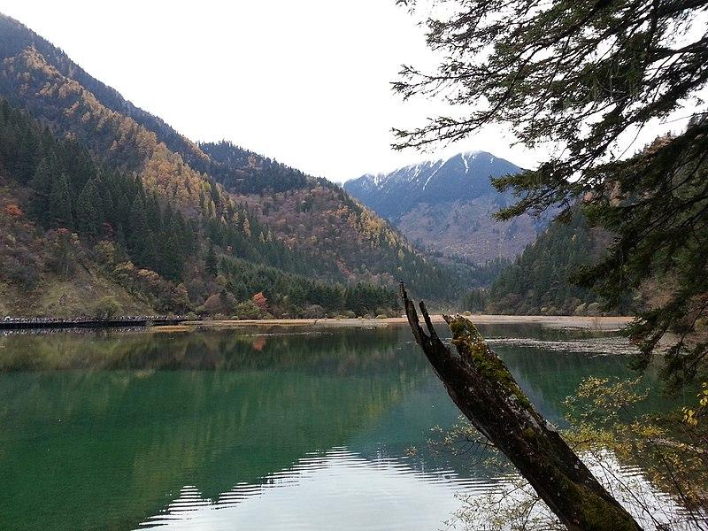 File:九寨沟 Jiuzhaigou National Park - panoramio (2).jpg