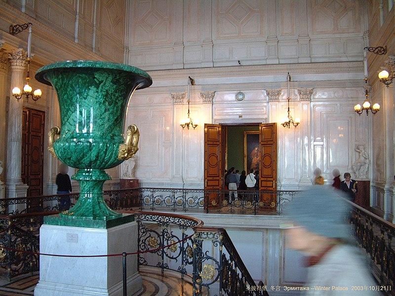 File:冬宫艺术藏品 Эрмитажа -Winter Palace - panoramio (3).jpg