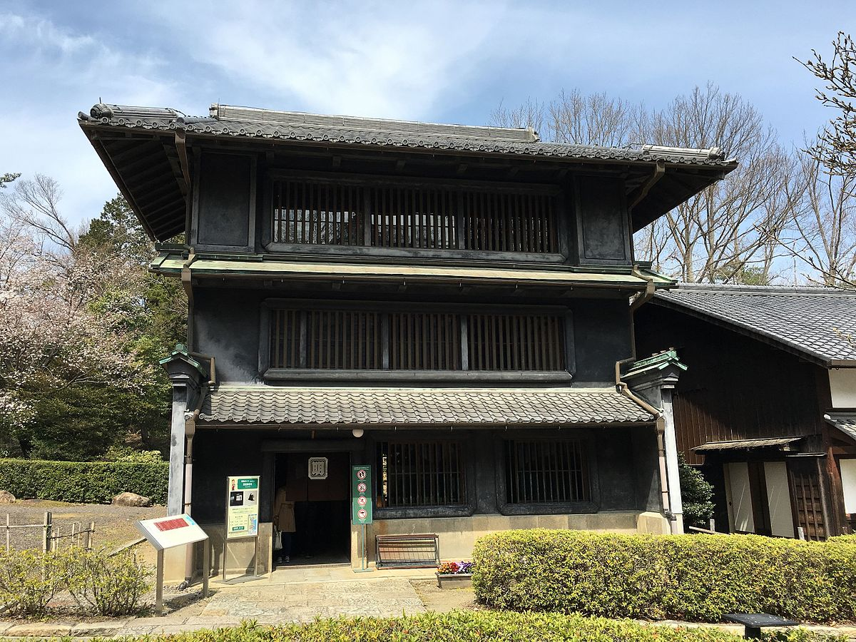 Machiya wikipedia for Classic house wiki