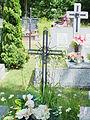 --- cmentarz parafialny stary 1 poł XIX w Cisów 7 ---.JPG