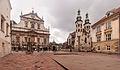 00490Kraków, kościół pw. śś. Piotra i Pawła, 1597-1619, XVIII.jpg