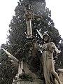 013 Tomba del marquès Blanco de Erenas, àngel de Josep Campeny.jpg