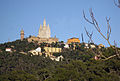 024 El Tibidabo des de Vallvidrera.jpg