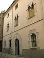 025 Casa al carrer Col·legi, núm. 27 (façana del c. Santa Llogaia).jpg