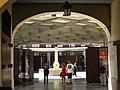 035 Plaça Redona (València), entrada pel c. Pescateria.JPG