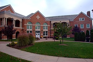 Iona College (New York) - Ryan Library