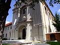 0908130125 - Osieczna - kościół pw. św. Walentego.JPG