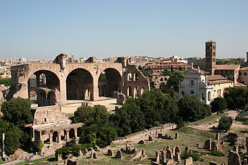 0 Basilique de Maxence et Constantin à Rome (2).JPG