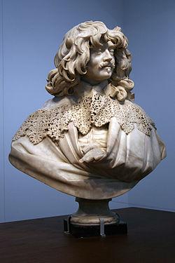Busto de Thomas Baker
