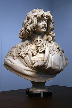 Bust of Thomas Baker - Image: 0 Thomas Baker Gian Lorenzo Bernini