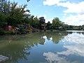 1-es tó délkeleti part, 2020 Nyergesújfalu.jpg