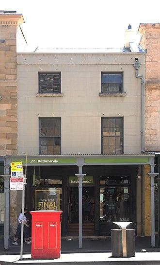 105 George Street, The Rocks - Image: 105 George Street, The Rocks 1
