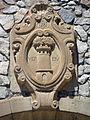 107 Escut de Verdú a la façana de l'Ajuntament.jpg