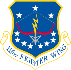 115th Fighter Wing - Image: 115th Fighter Wing