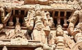 12th century Airavatesvara Temple at Darasuram, dedicated to Shiva, built by the Chola king Rajaraja II Tamil Nadu India (13).jpg