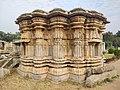 12th century Mahadeva temple, Itagi, Karnataka India - 105.jpg