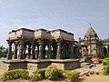 12th century Mahadeva temple, Itagi, Karnataka India - 94.jpg