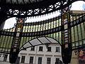 138 Obecní Dům (Casa Municipal), vitralls del porxo.jpg
