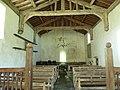 13 century Llangelynnin Church, Gwynedd, Wales - Eglwys Llangelynnin 56.jpg