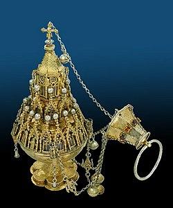 1470 - Cadelnita de argint aurit.jpg