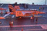 165897 Boeing F-A-18E Super Hornet VFA-137 Kestrels Commander Air Group (CAG) (13881597844).jpg