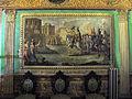 170 Casa Alegre de Sagrera (Terrassa), sala d'Hernán Cortés, plafó mural.JPG
