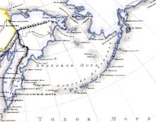 занимаемая площадь тихого океана