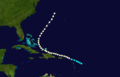 1852 Atlantic hurricane 4 track.png