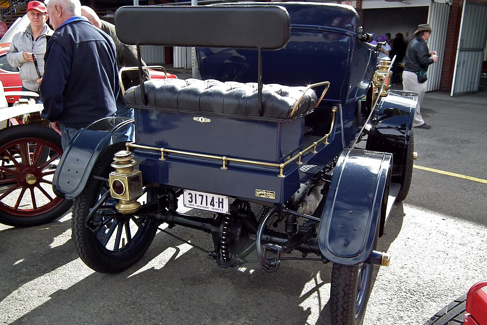1908 Cadillac Model S runabout (6105143017)
