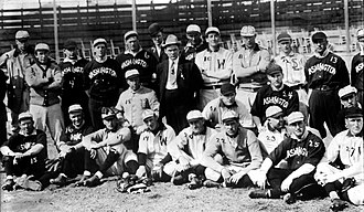1908 Washington Senators season - Image: 1908 Washington Senators