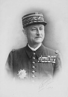 French general and author