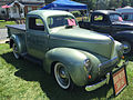 1938 Willys Americar pickup truck at 2015 Macungie show 1of2.jpg